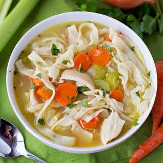 Homemade Noodle Seasoning Recipes.