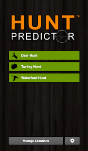 Hunt Predictor Hunting Times - screenshot thumbnail