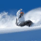Snowboarding+