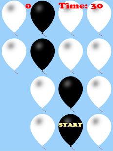 Don't Pop the White Balloons - screenshot thumbnail