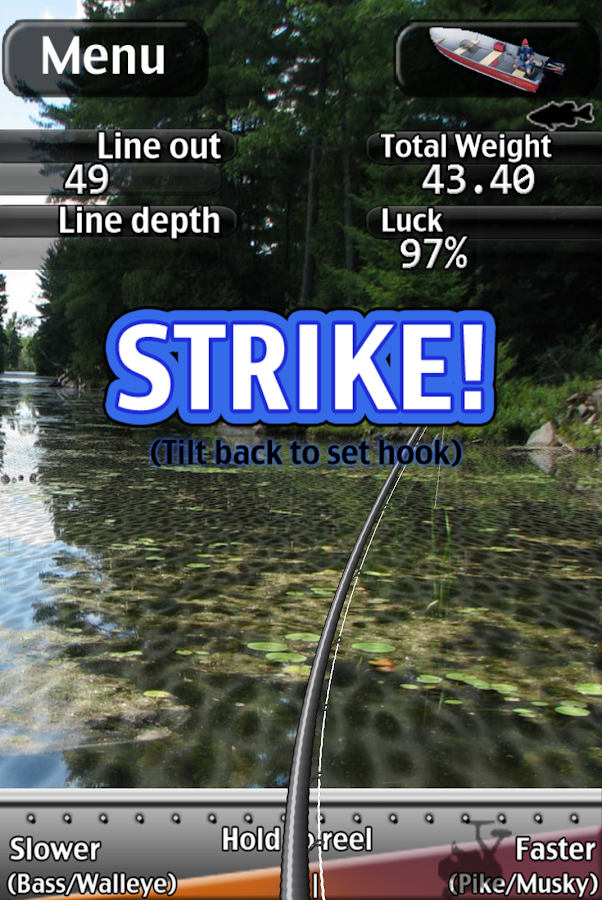 i Fishing Lite - screenshot