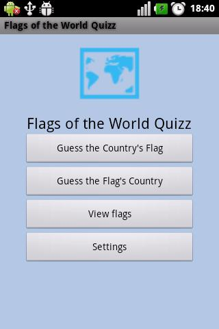 Flags of the World Quizz