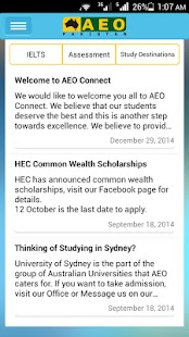 AEO Connect- screenshot thumbnail