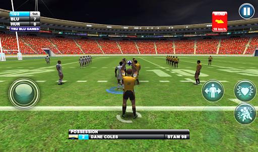 Игра Jonah Lomu Rugby: Gold Edition для планшетов на Android