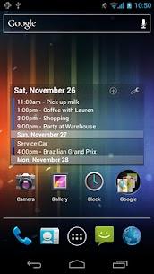 Pure Calendar widget (agenda) v3.4.8 Mod APK 6