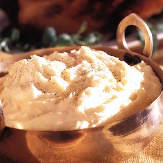Classic Mashed Potatoes.