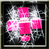 3D Sparkle Cubes Animation LWP
