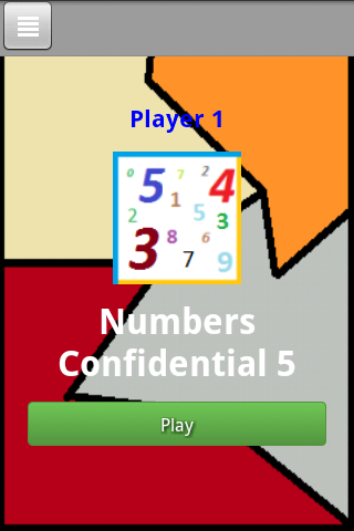 Confidential Number