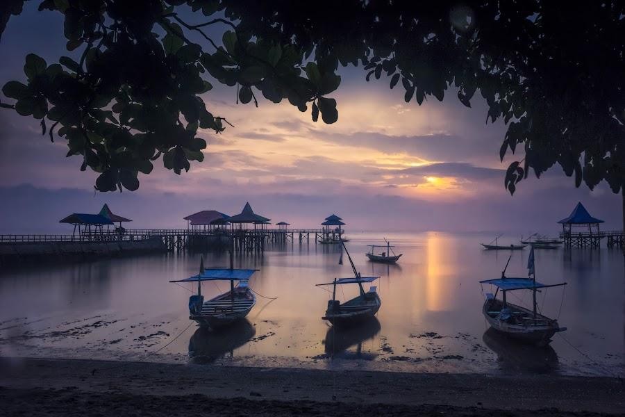 .. Morning .. by Rizki Mahendra - Landscapes Sunsets & Sunrises