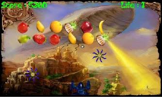Screenshot of Angry Fruits Attack