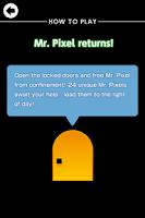 Screenshot of Pixel Rooms 2 room escape game