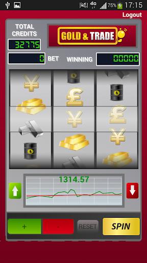 Gold Slot Trade