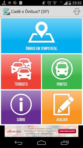 Cadê o Ônibus São Paulo