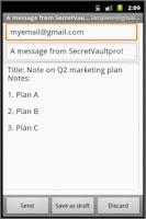 Screenshot of SecretVaultpro(free)