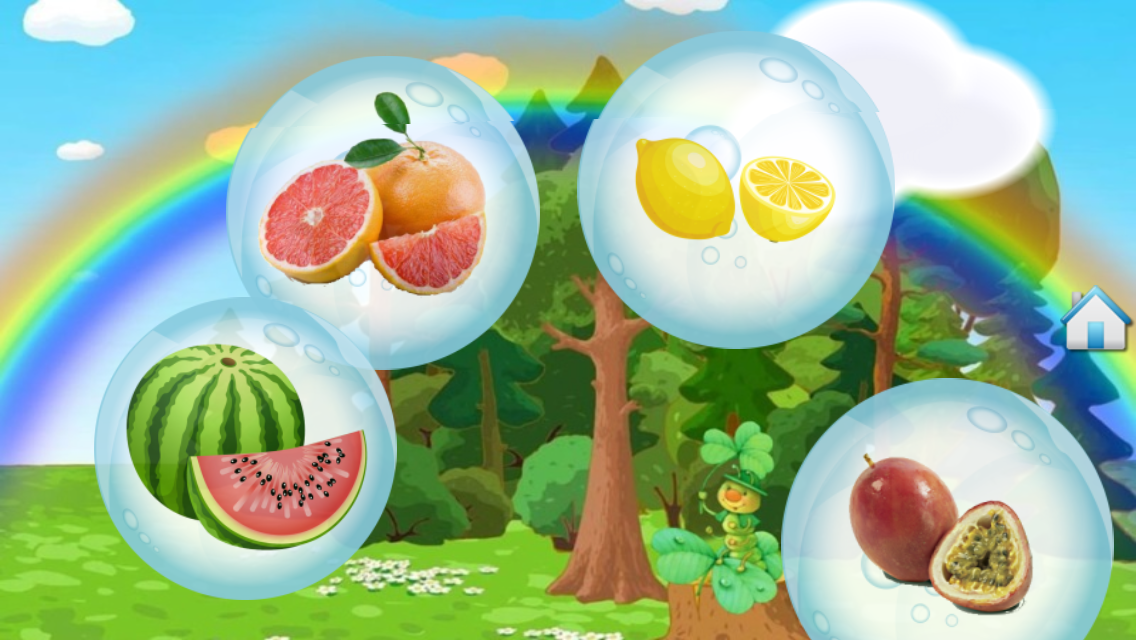 Fruits for Toddlers FREE- screenshot
