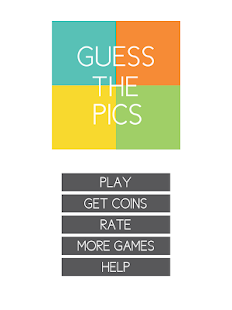 Guess the Pics - Word Puzzles