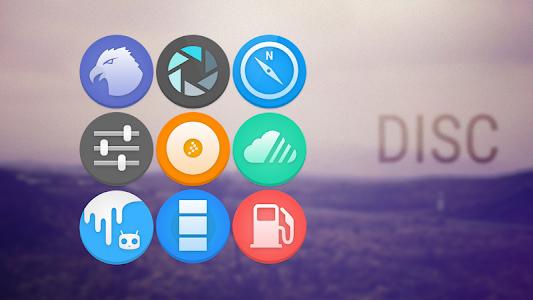 Disc - Icon Pack v1.1.1