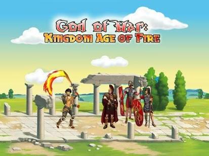 God of War Kingdom Age of Fire