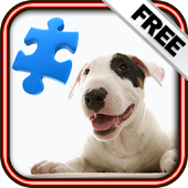 Cute Dog Puzzles & Wallpapers