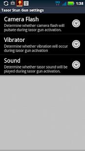 Taser Stun Gun - screenshot thumbnail