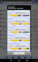 Screenshot of Practice Player Live Midi Try