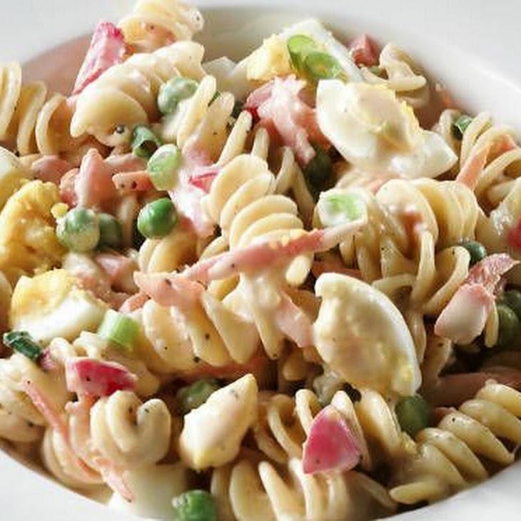 Basic Pasta Salad