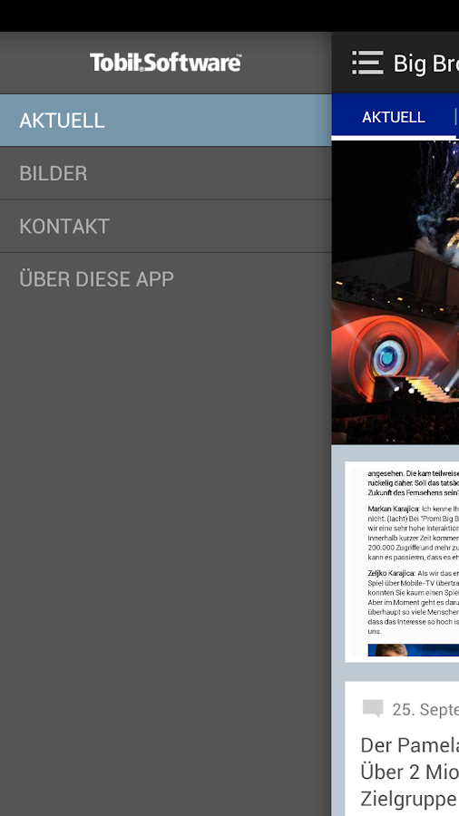 Big Brother - Lieblingsformat - screenshot