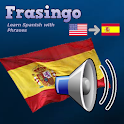 Learn Spanish with Phrases icon