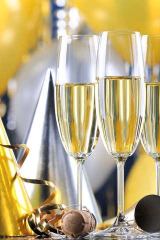 シャンパンのパズル