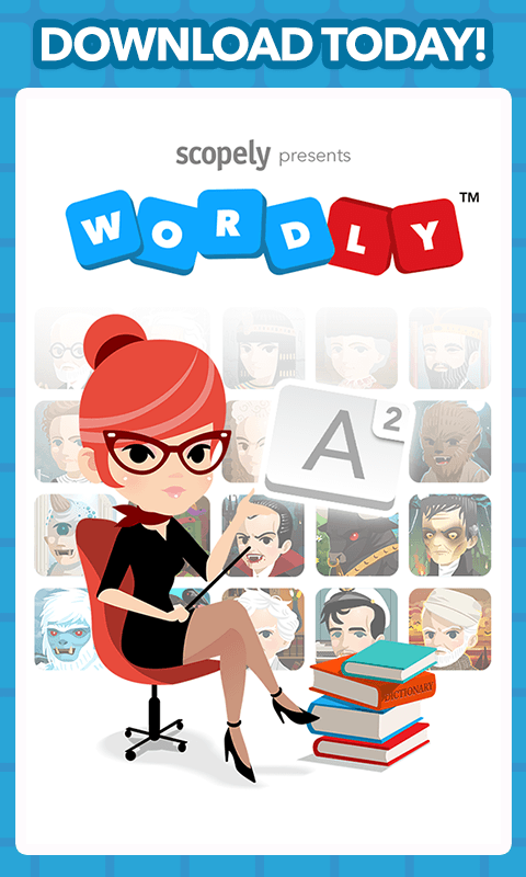 Wordly - the Word Game - screenshot