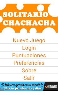 Solitario Chachacha 2.0