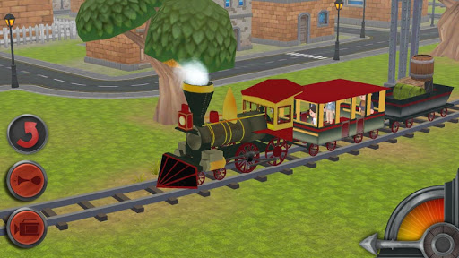 Download 3D Train Game For Kids Google Play softwares