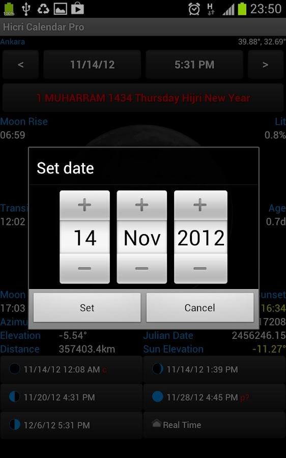 Conversion Of Hijri To Gregorian Calendar | Search Results | Calendar ...