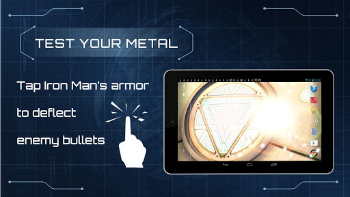 Iron Man 3 Live Wallpaper (Premium) v1.0 APK