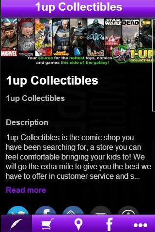 1up Collectibles