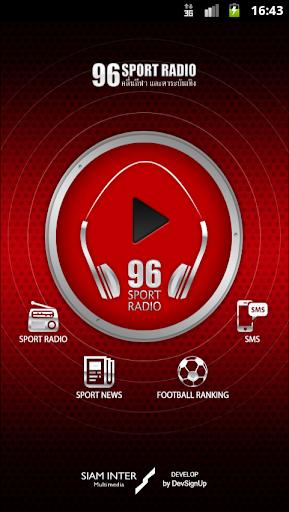 96 Sport Radio