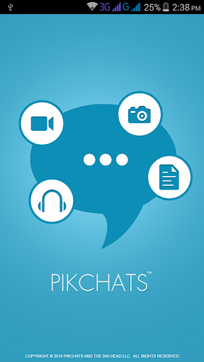 Pikchats -Free Story Messaging