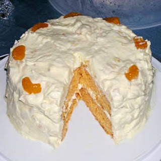 Orange Sunshine Cake