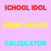 School Idol Points Calculator
