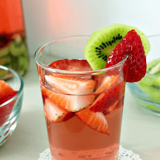 Strawberry Kiwi Sangria
