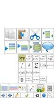 Screenshot of MathSys calculator shell-Alpha