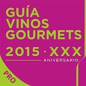 Guía Vinos Gourmets 2015 Pro