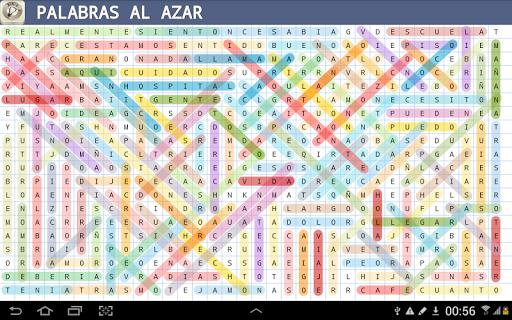 Sopa de Letras Espau00f1ol 1.2 screenshots 12