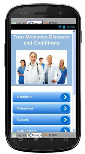 Torn Meniscus Information