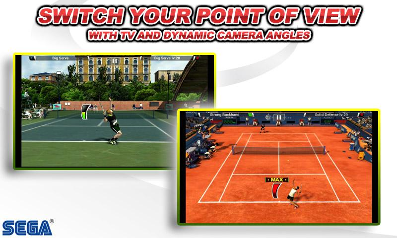 Virtua Tennis™ Challenge FREE - screenshot