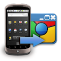 App Phone 2 Google Chrome™ browser APK for Kindle