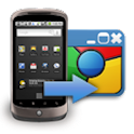 Phone 2 Google Chrome logo