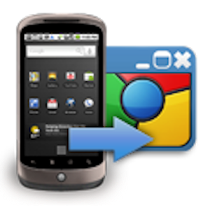 Phone 2 Google Chrome™ browser