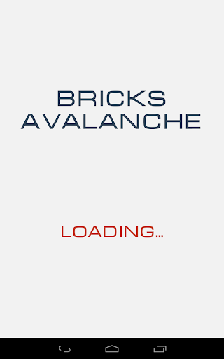 Bricks Avalanche