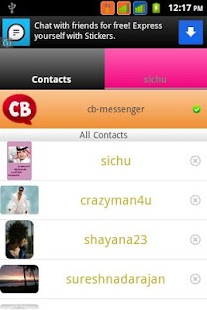 Chat Room In Android